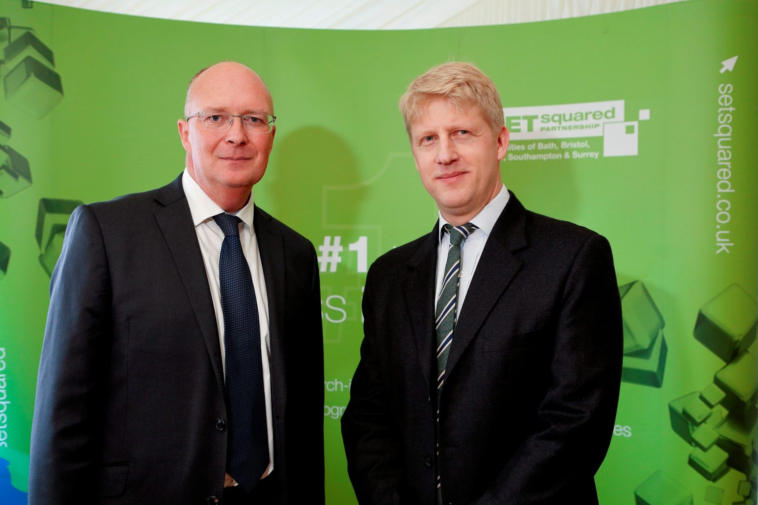 SETsquared featured in significant new report launched by Jo Johnson