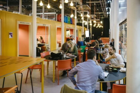 Social Enterprise awards opportunities from UnLtd at Engine Shed