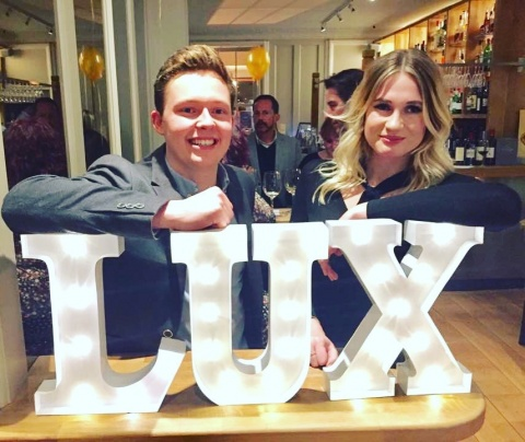 LUX launch luxury local restaurant app following successful crowdfunding