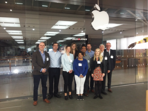 South's start-ups get pitch perfect  with Apple support