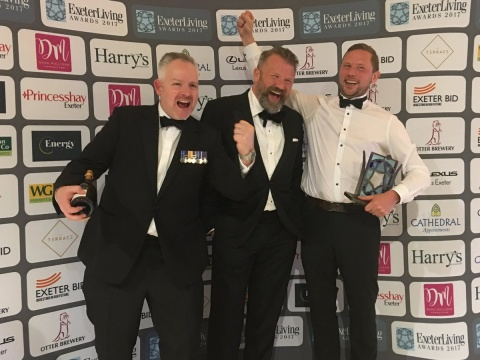 SETsquared Exeter company honoured at prestigious awards