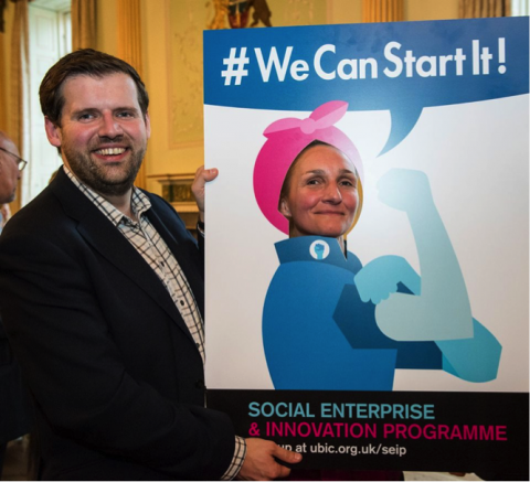 Pssst pass it on…fully-funded business support available for social enterprises
