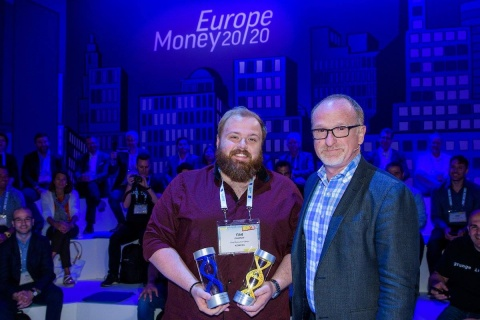 KOMPAS secures €50k as the overall winner of Visa's Everywhere Initiative
