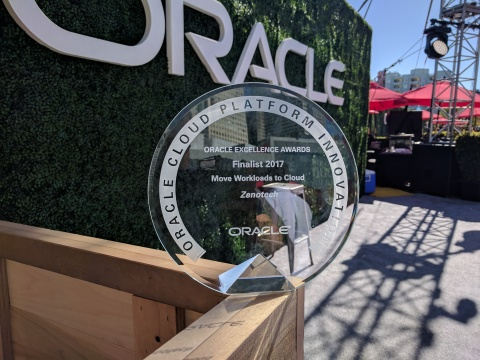 SETsquared Bristol high-tech successes take on Oracle OpenWorld 2017 Stateside
