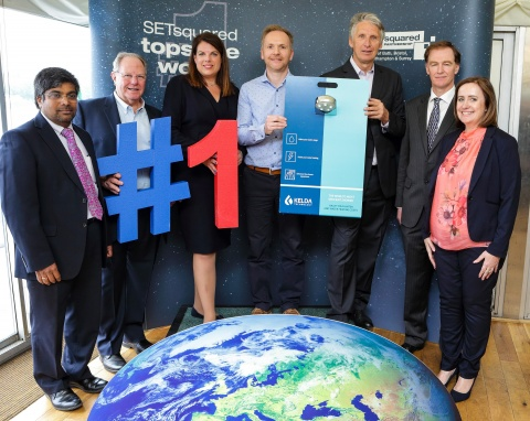 Global No 1 business incubator launches new programme to power high-growth UK companies