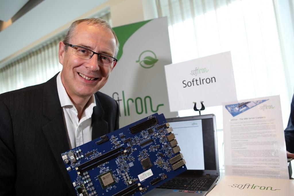 SoftIron technology showcased stateside