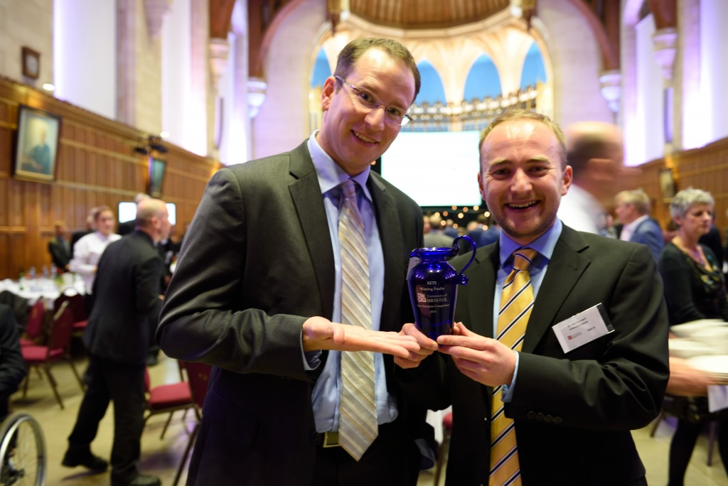 'Game changer' technology scoops top prize in the New Enterprise Competition