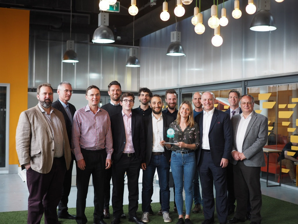 SETsquared Global No. 1 celebrations continue across the network