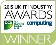 Zynstra wins at UK IT Awards 2015