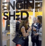 On track for growth and innovation: Brunel's Engine Shed opens for business