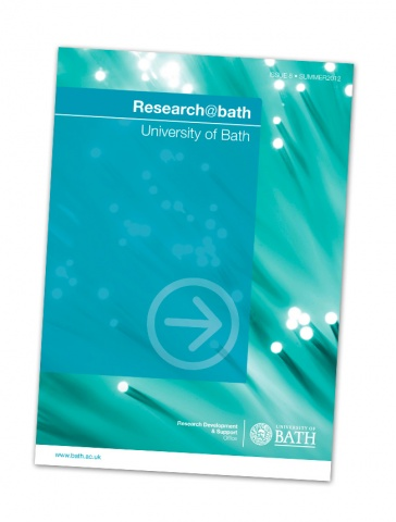 Research@Bath Summer Edition 2012