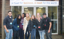 Exeter entrepreneurial students impress SIFE UK