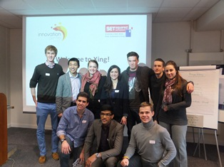 Student entrepreneurs of the future hone their skills at SETsquared event