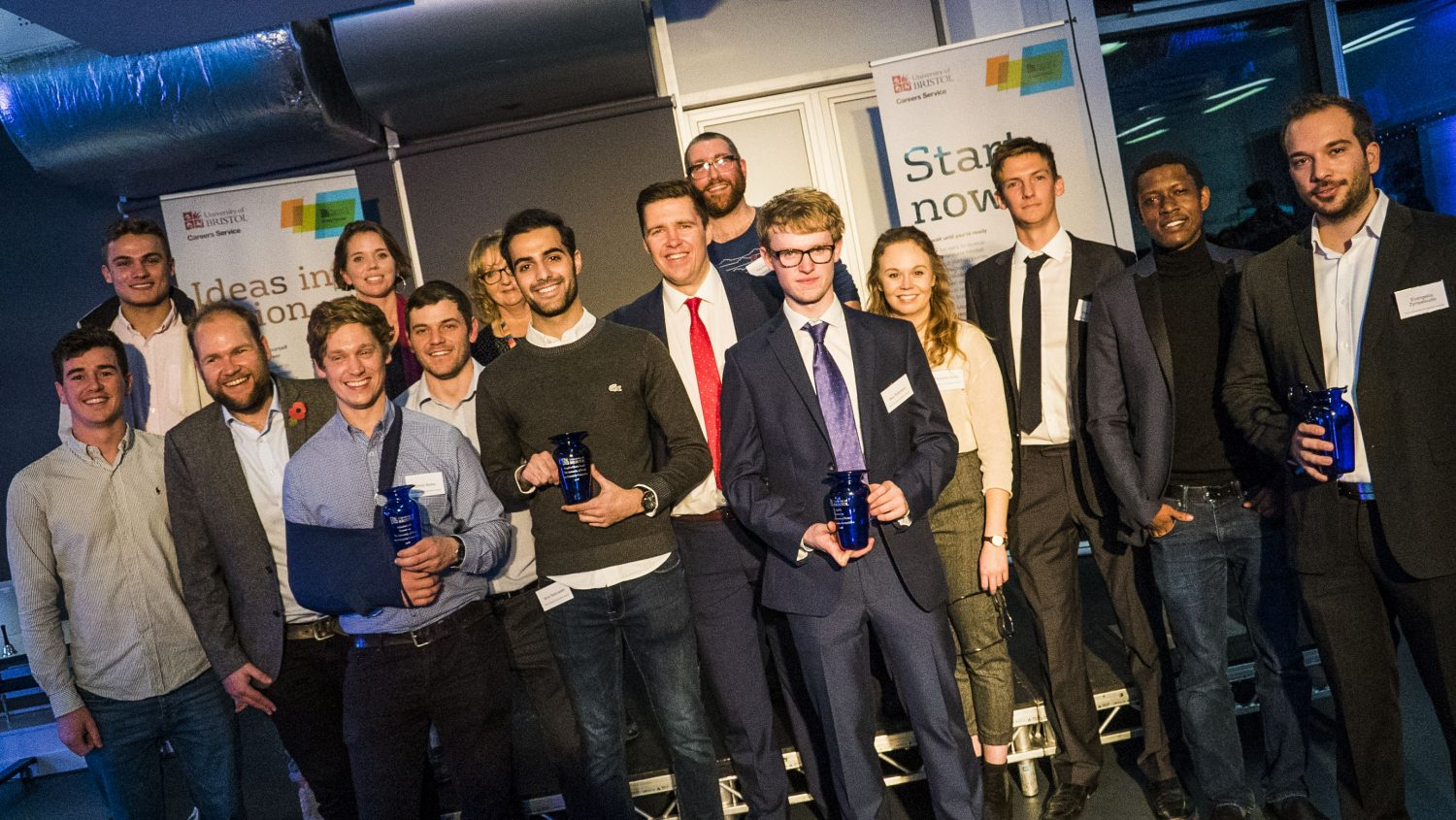Bristol based iCOMAT announced as winners of New Enterprise Fund