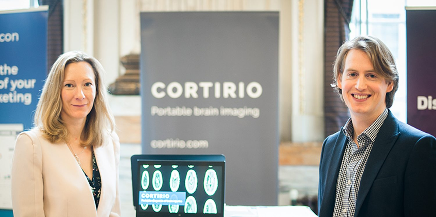 Surrey tech company, Cortirio pitches for £750k investment at SETsquared's 15th Accelerating Growth Investment Showcase