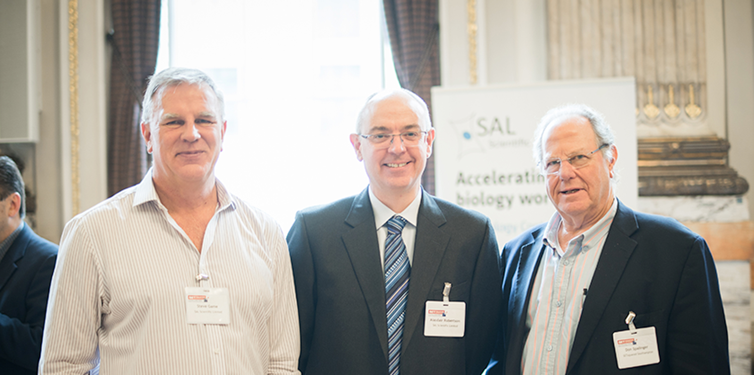 Tech company, SAL Scientific pitches for investment at SETsquared's 15th Accelerating Growth Investment Showcase