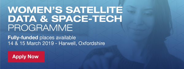 Apply now for SETsquared's Women in Space Programme