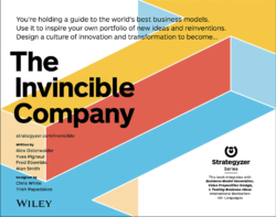 The Invincible Company by Alexander Osterwalder
