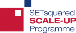 SETsquared Scale-Up Programme logo