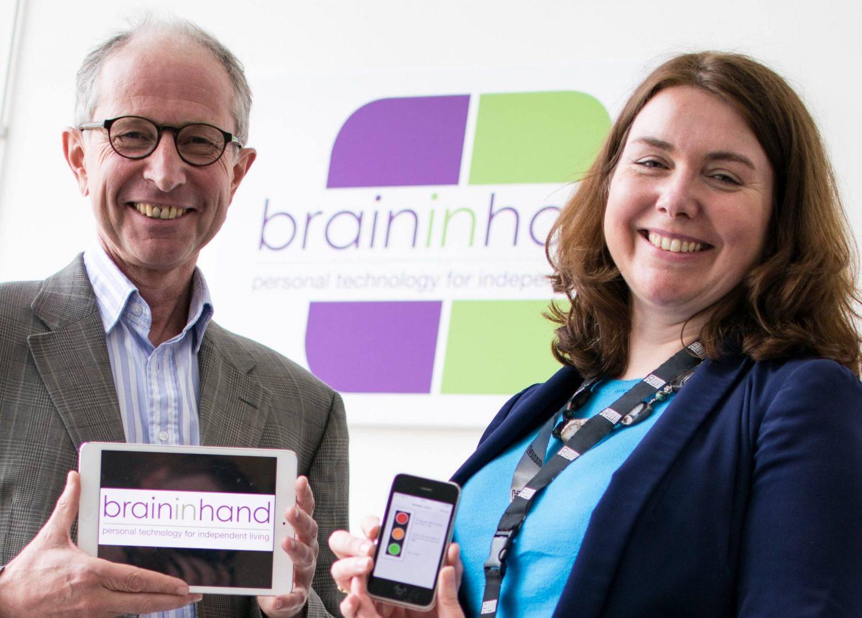 Brain in Hand wins SBRI Healthcare Award