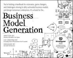 business model generation book EW