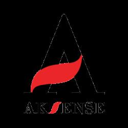 Aksense logo