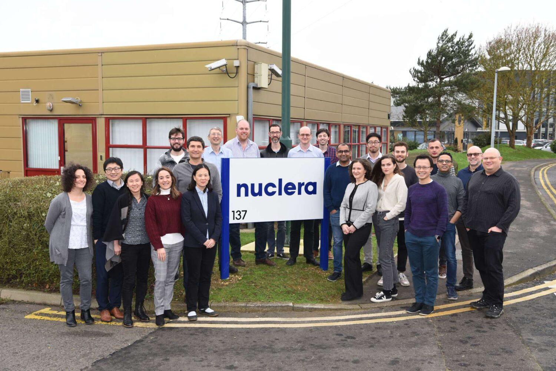 KTP Grant Expedites Development of Nuclera's Desktop Gene Printer