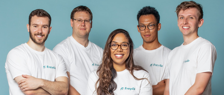 Freyda secures investment for innovative fintech platform