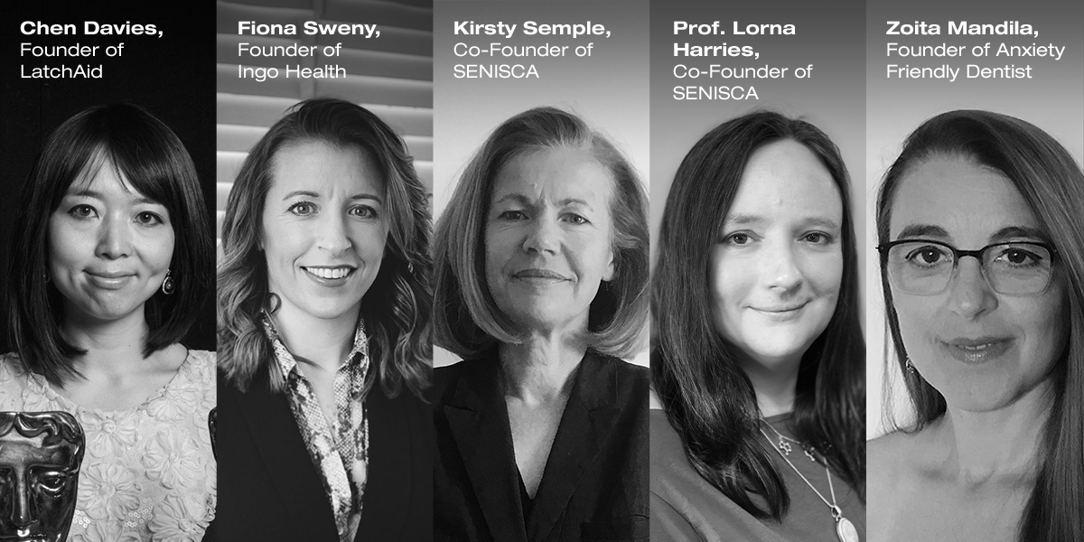 Choose to Challenge: Celebrating SETsquared's female health tech trailblazers