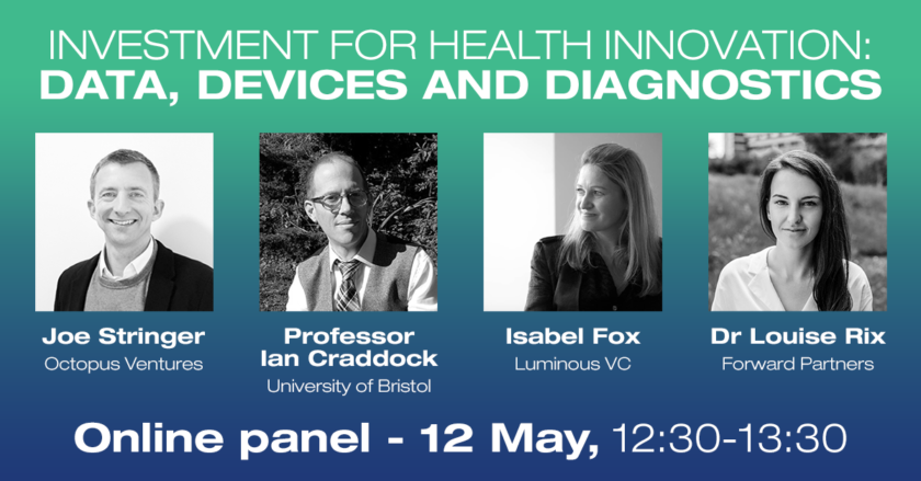 Investment for Health Innovation: Data, Devices and Diagnostics