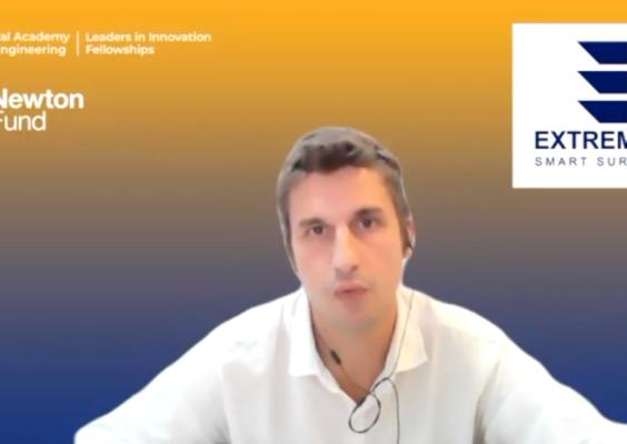 Dr Diego Pedreira de Oliveira – Extremus Smart Surface