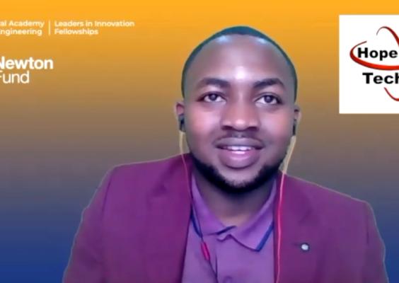 Brian Mwenda – Hope Tech Plus