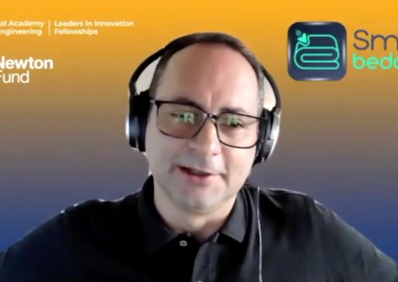Prof Alher Mauricio Hernandez – GIBIC Tech-Hub