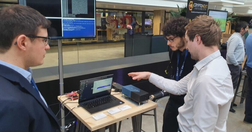 KETS Quantum: Next generation cyber security