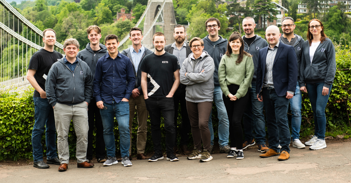 KETS Quantum Security raises £3.1 million to keep data safe from the next generation of quantum-computing enabled hackers