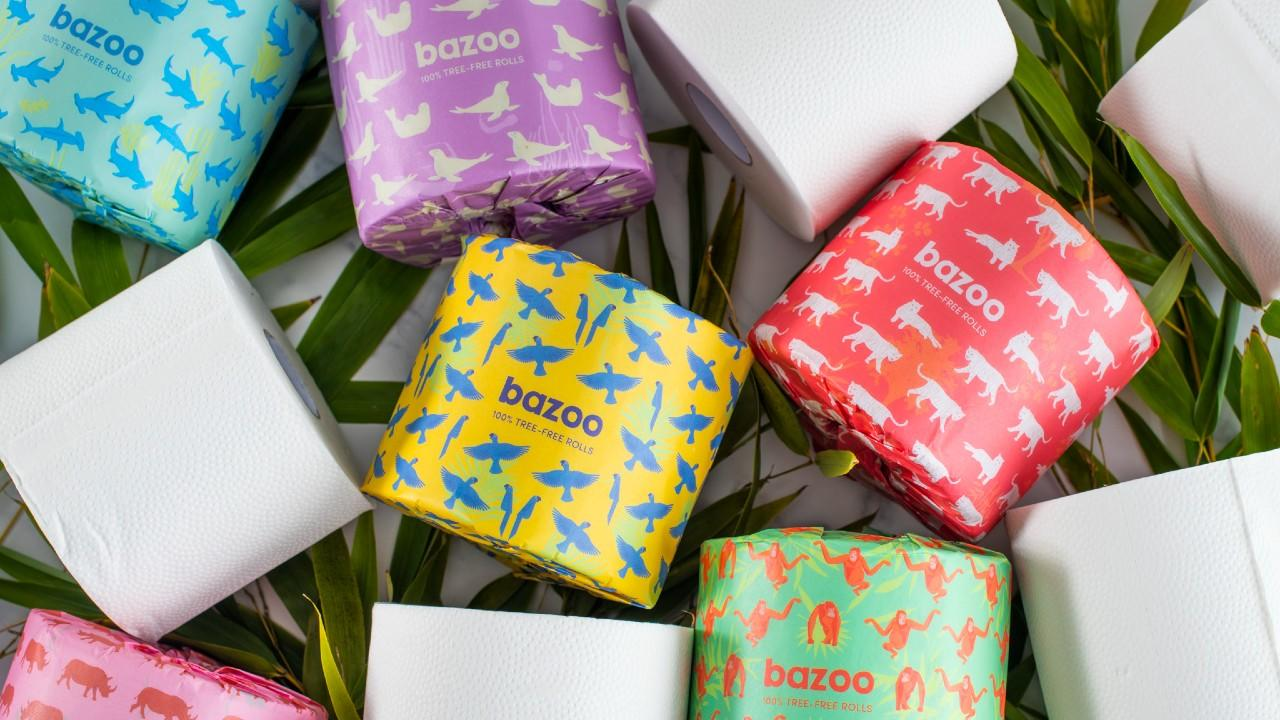 Exeter graduates launch world's first carbon-negative loo roll company