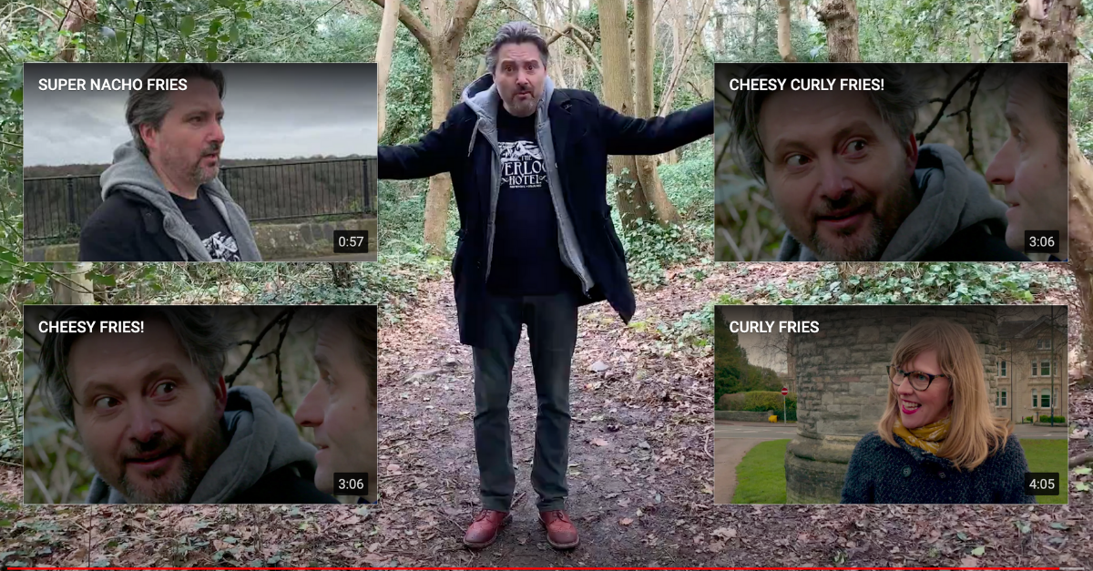"""World's first """"Game Engine for YouTube"""" lets everyone make interactive films and FMV games"""
